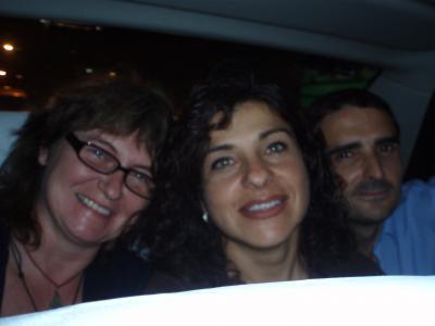 En una taxi pekinés