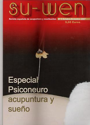 Su-Wen, revista de acupuntura y moxibustión